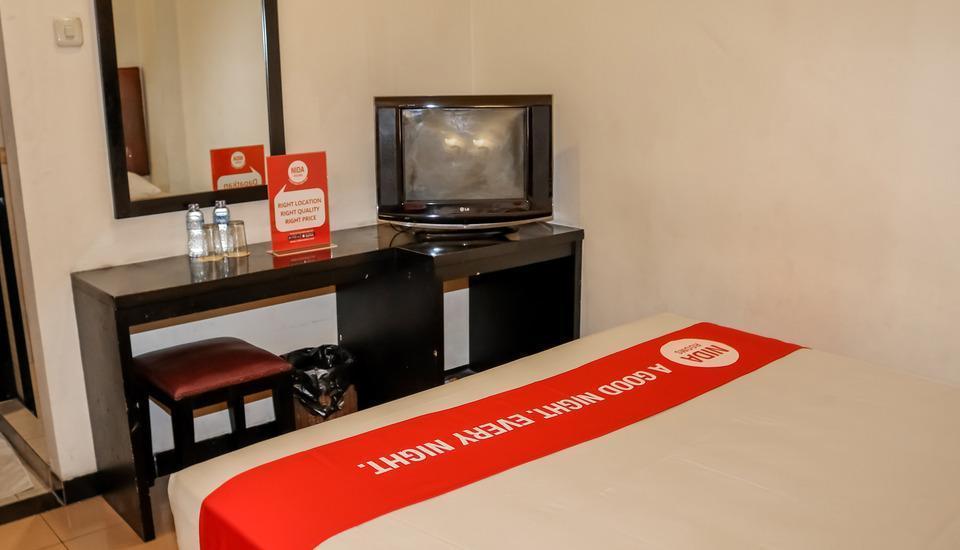 NIDA Rooms Mangga Besar 49A Jakarta - Kamar tamu