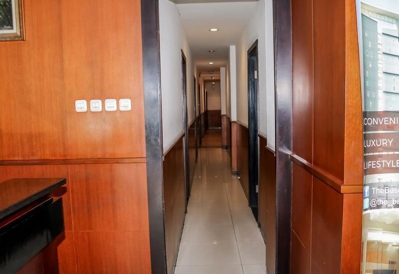 NIDA Rooms Mangga Besar 49A Jakarta - Pemandangan Area