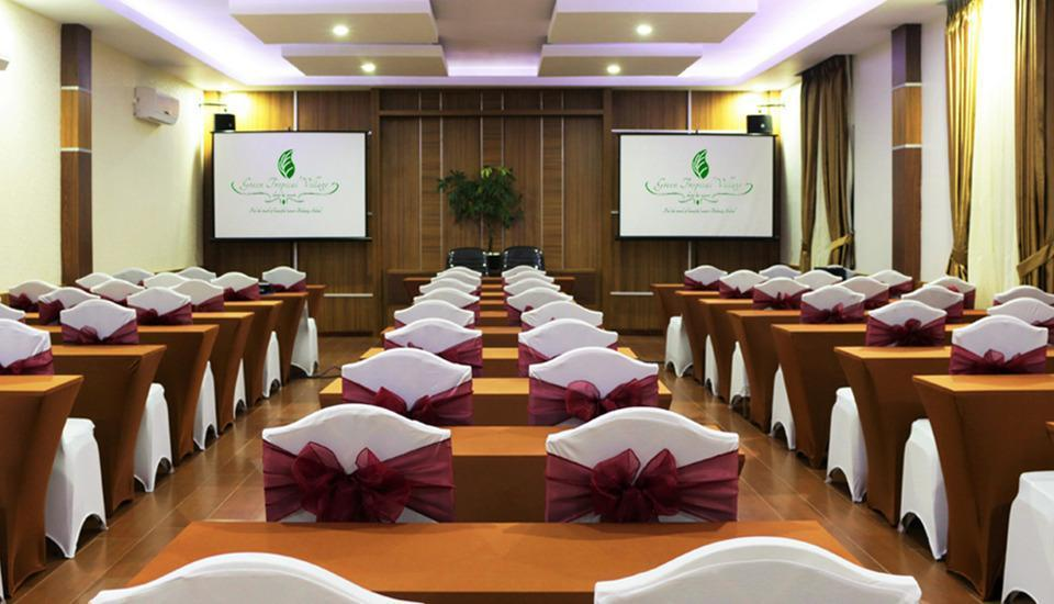 Green Tropical Village Hotel & Resort Belitung - Meeting Room
