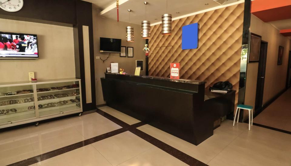 NIDA Rooms Taman Sari Gajah Mada - Resepsionis