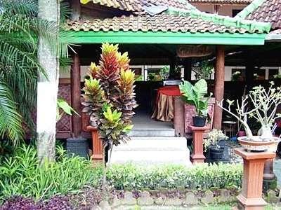 Hotel Galuh Prambanan - Restoran