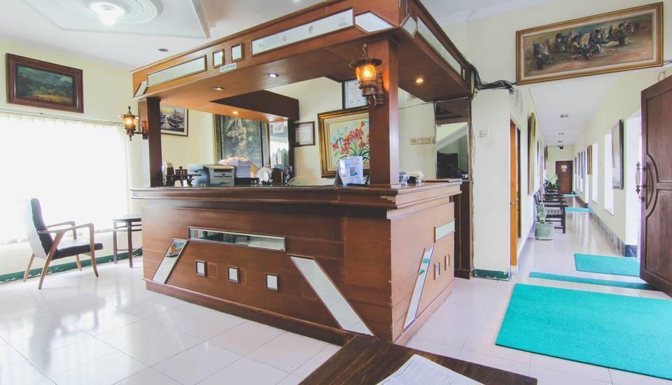 Hotel Bandara Asri Yogyakarta - Reception