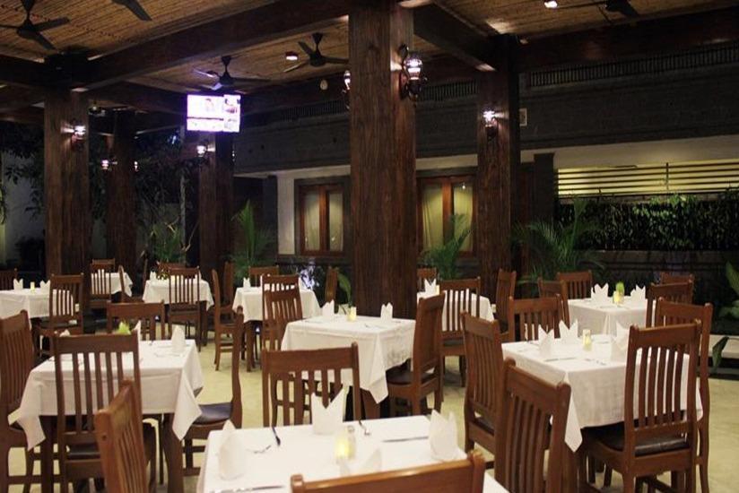 Astagina Resort Villa and Spa Bali - Restoran