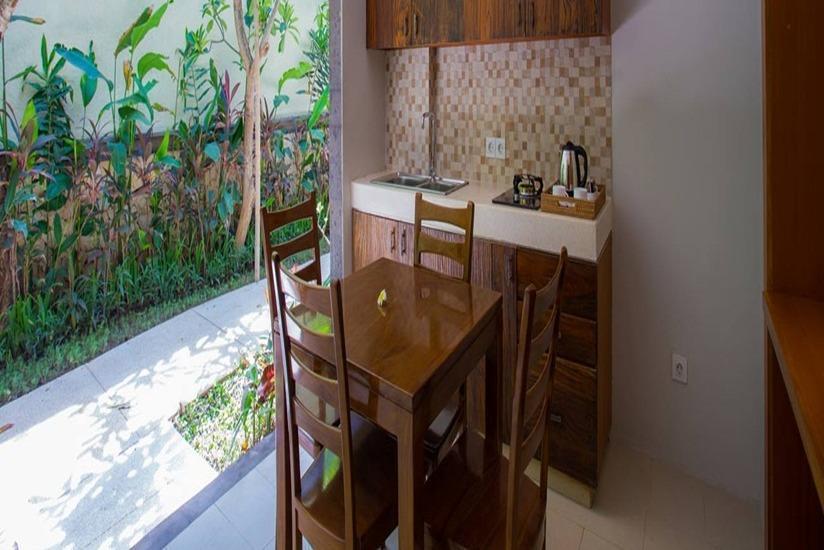 Astagina Resort Villa and Spa Bali - Dapur