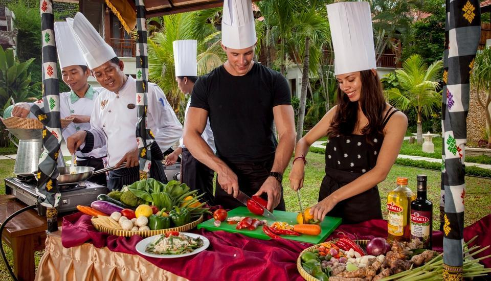 Astagina Resort Villa and Spa Bali - Cooking Class