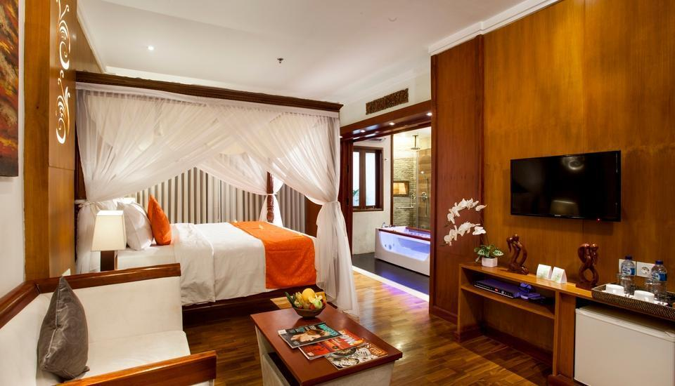Astagina Resort Villa and Spa Bali - Kamar Suite