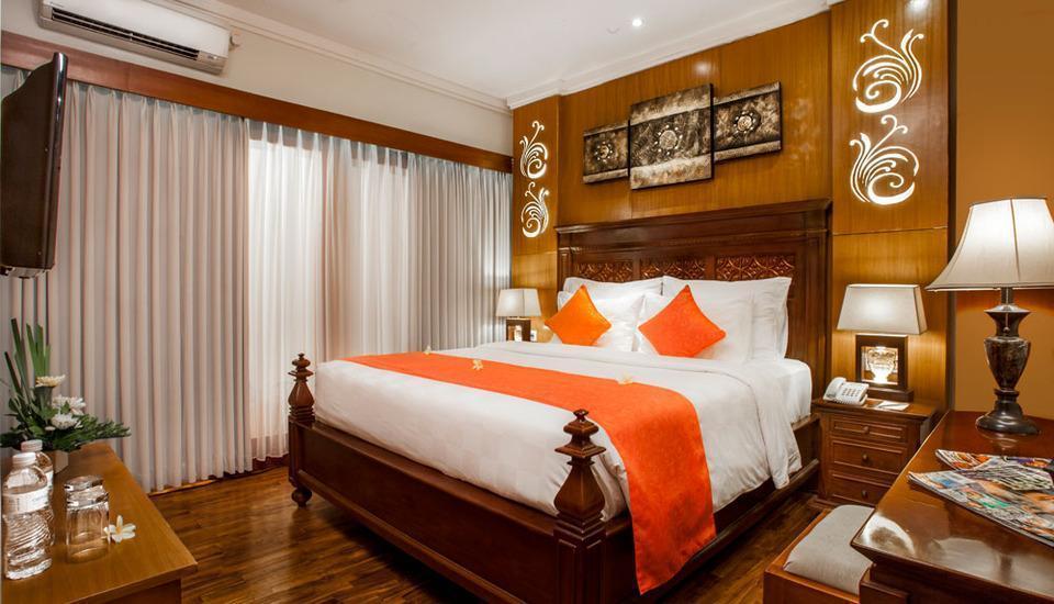 Astagina Resort Villa and Spa Bali - Suite 2 Kamar