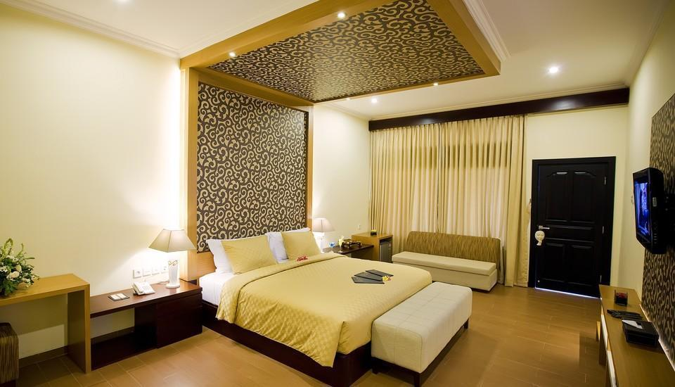 Natya Hotel Tanah Lot - Kamar Deluxe