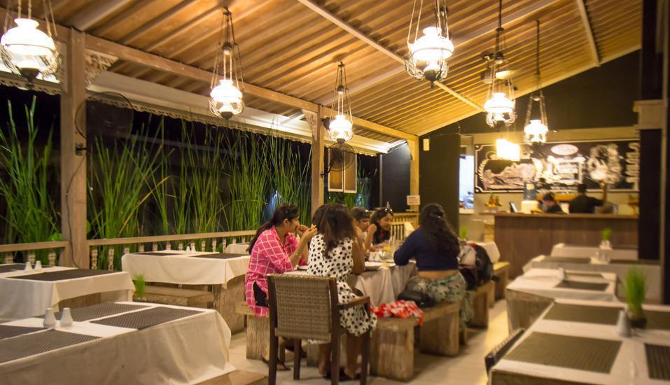 Natya Hotel Tanah Lot - restoran