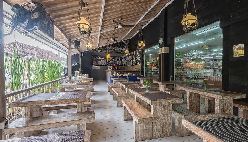 Natya Hotel Tanah Lot - Restuarant