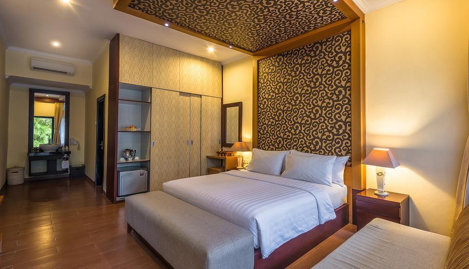 Natya Hotel Tanah Lot - Room and Cycling Regular Plan