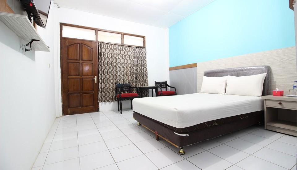 Hotel Surya Putri Yogyakarta - Double Room Regular Plan