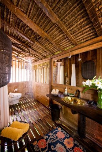 Bambu Indah Villa Bali - Padi (23/Dec/2013)
