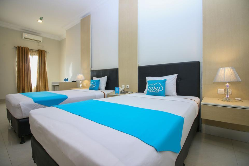 Airy Korumba Supu Yusuf 27 Kendari Kendari - Deluxe Twin Room Only Regular Plan