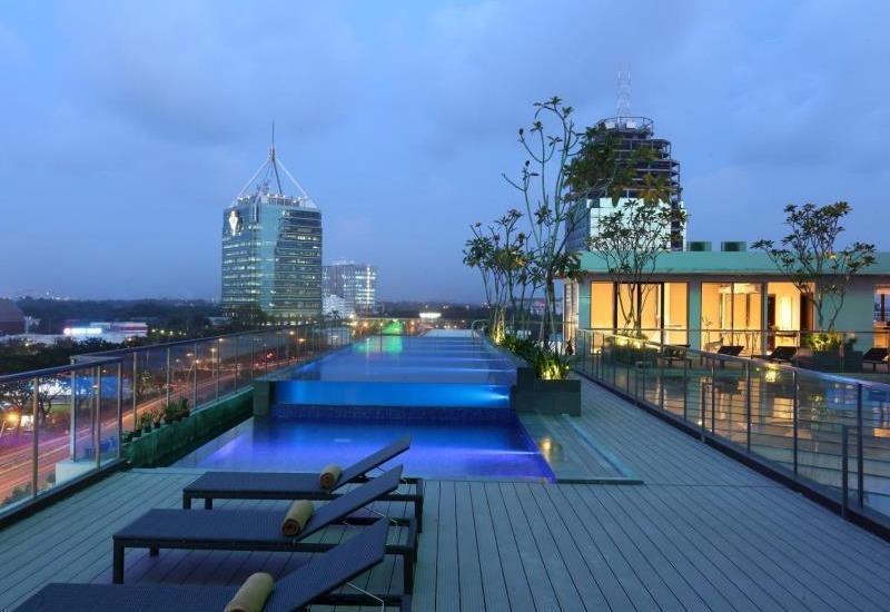 Santika Premiere Bintaro - Rooftop