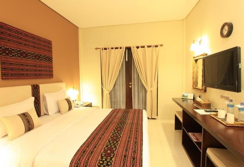 Samawa Transit Hotel Sumbawa - Kamar Double