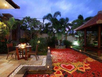 Kubu Manggala Villas Bali -  Kolam Renang