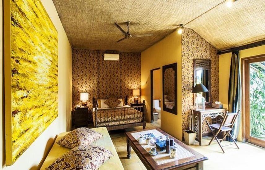 D Omah Hotel Yogjakarta - Interior
