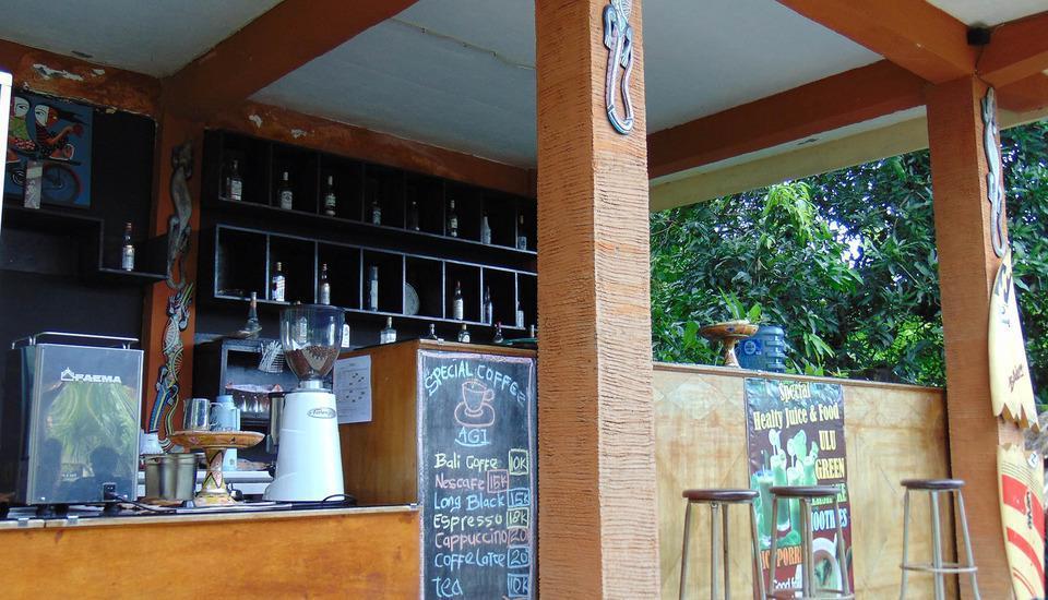 Ayu Guna Inn Bali - Bar