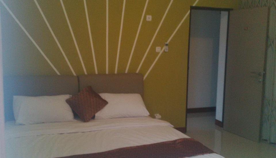 Zatarana Guest House Syariah Bandung - room