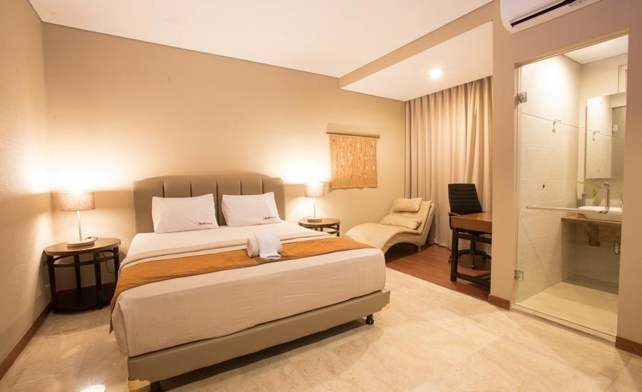 RedDoorz @Cipete Selatan Jakarta - RedDoorz Room Special Promo Gajian