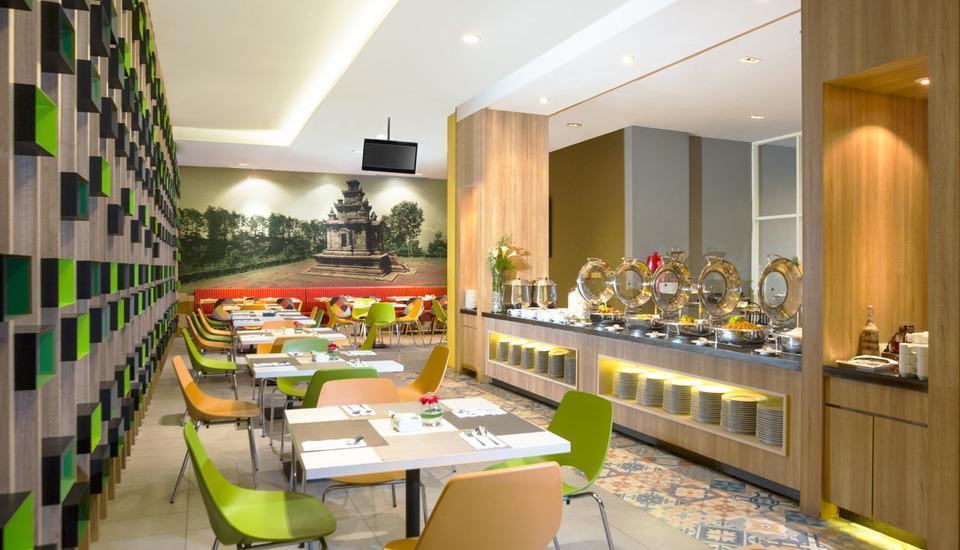 Pesonna Hotel Semarang - Pesonna-Cafe