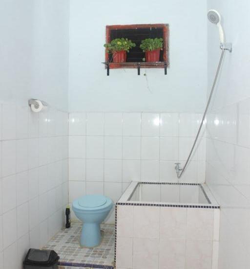 Kualanamu Guest House Medan - Kamar Mandi