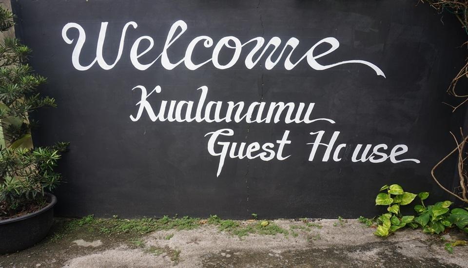 Kualanamu Guest House Medan - Exterior
