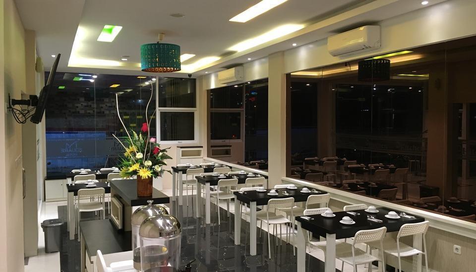 M Square Hotel Palembang - Restoran