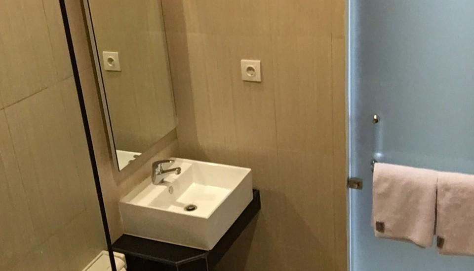 M Square Hotel Palembang - Deluxe Twin Regular Plan