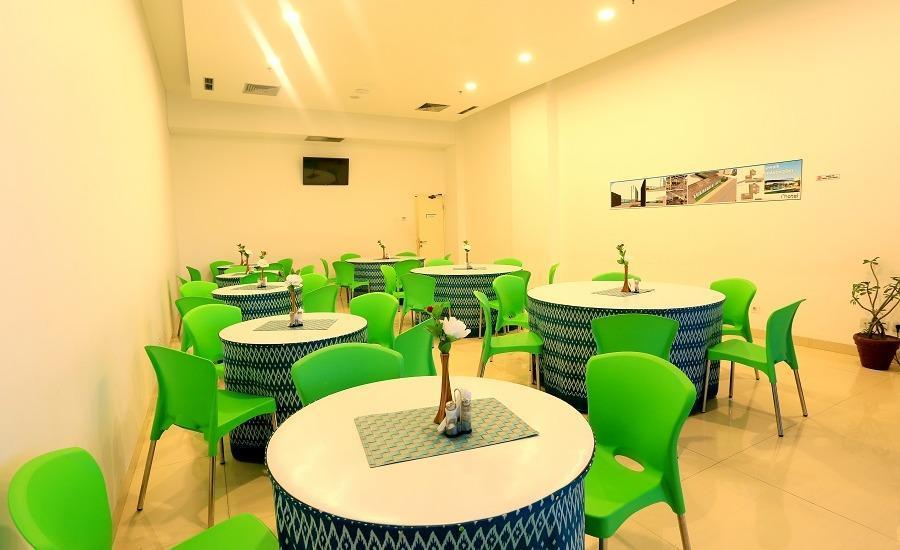 Hotel Roa Roa Palu - Restoran Green House