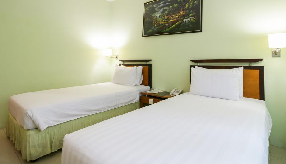 Mariani International Hotel   - Deluxe Twin