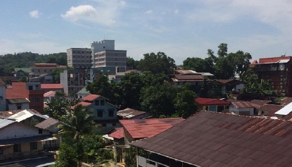 Grha Bintang Guest House Balikpapan - PEMANDANGAN KOTA