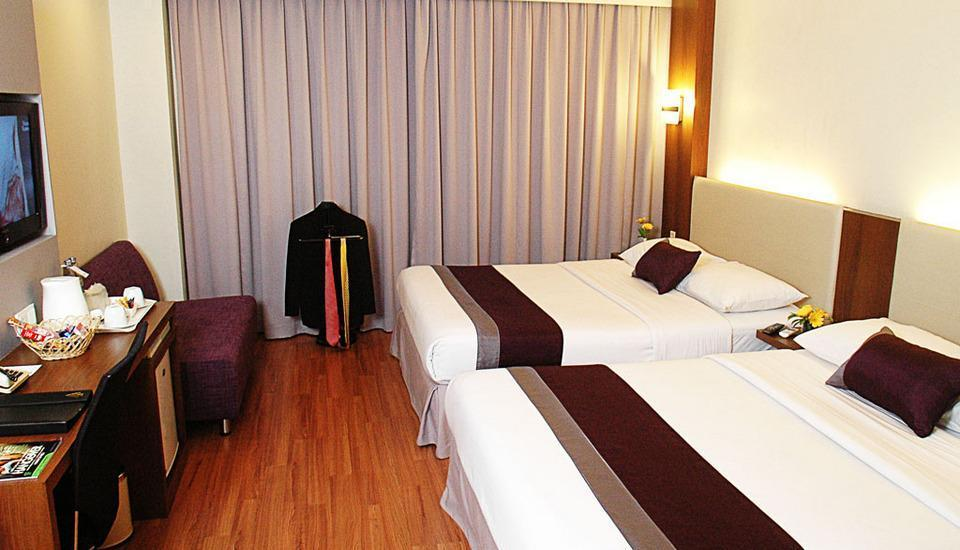 Cemara Hotel Jakarta - Executive Deluxe Twin