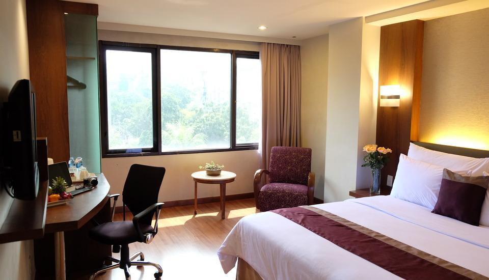 Cemara Hotel Jakarta - Junior Suite Room Only Promo Of The Month