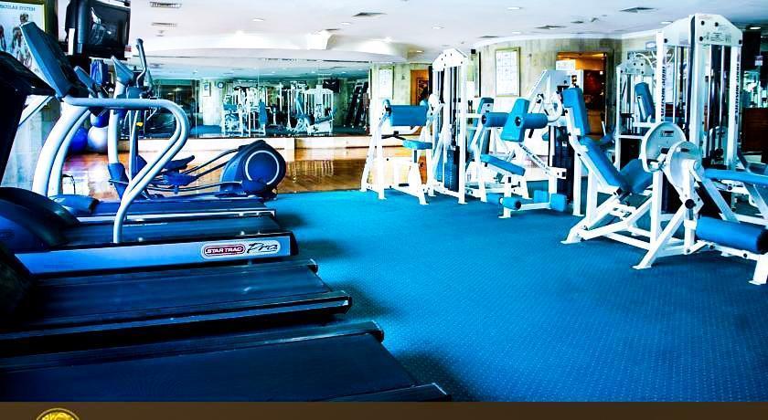 The Media Hotel Jakarta - Fitness Centre