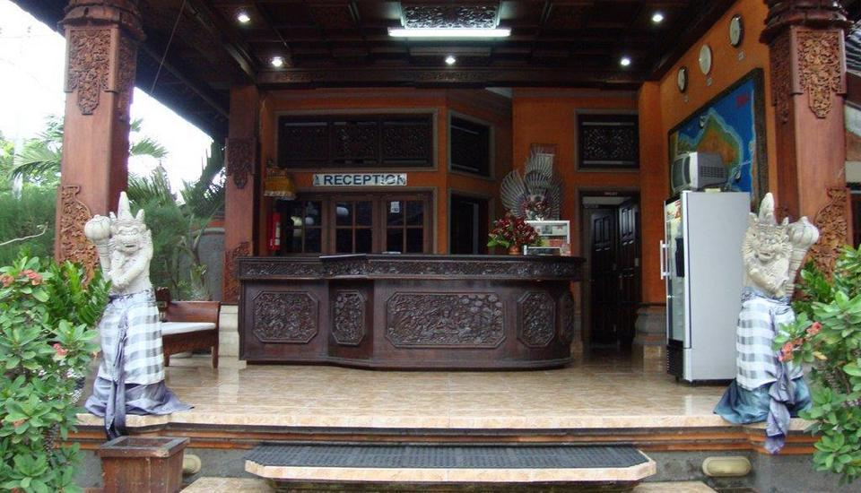 Hotel Ratu Bali - Front Office