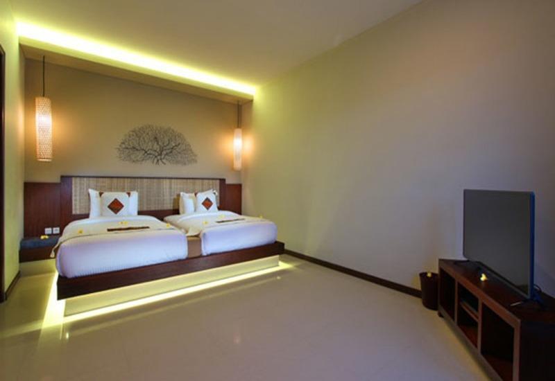 Maharaja Villas Bali - Bedroom