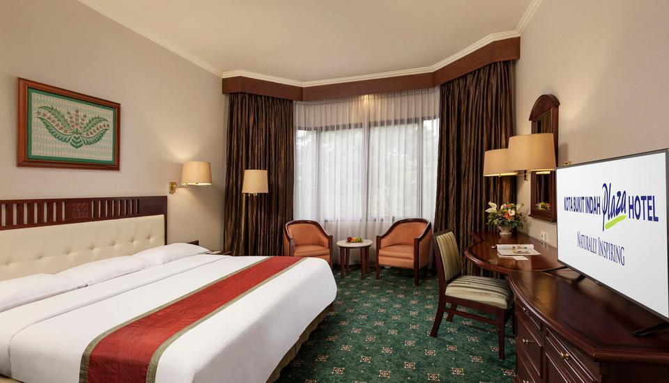 Kota Bukit Indah Plaza Hotel Purwakarta - Kamar Deluxe