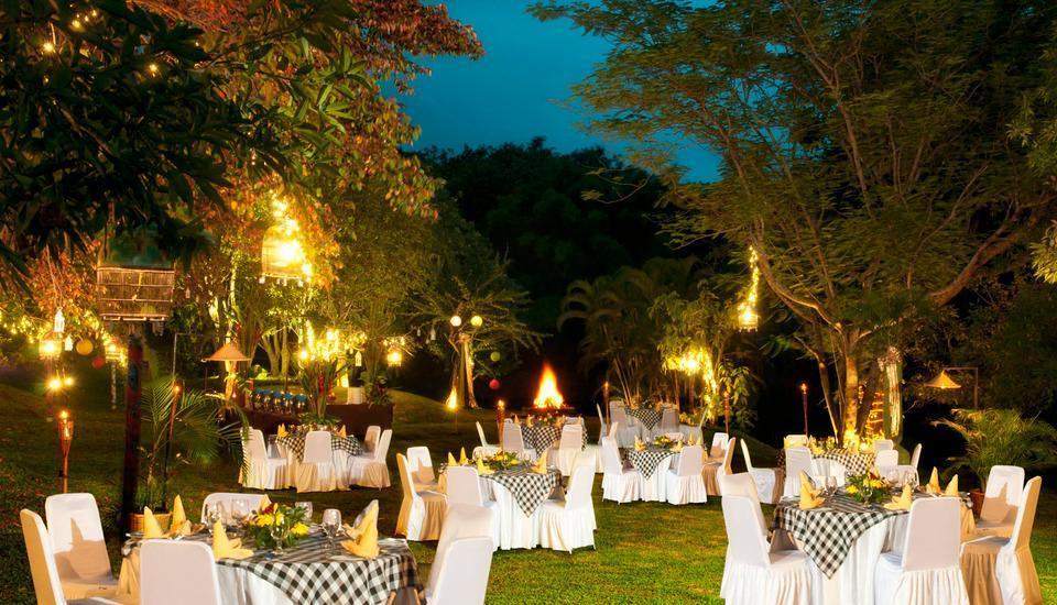 Kota Bukit Indah Plaza Hotel Purwakarta - BBQ