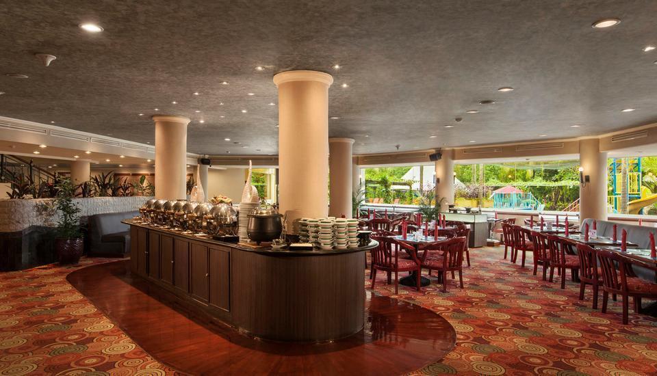 Kota Bukit Indah Plaza Hotel Purwakarta - Kresna Coffee Shop