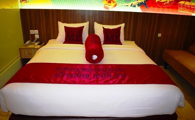 Meotel Purwokerto by DAFAM Purwokerto - Family Room Only Regular Plan