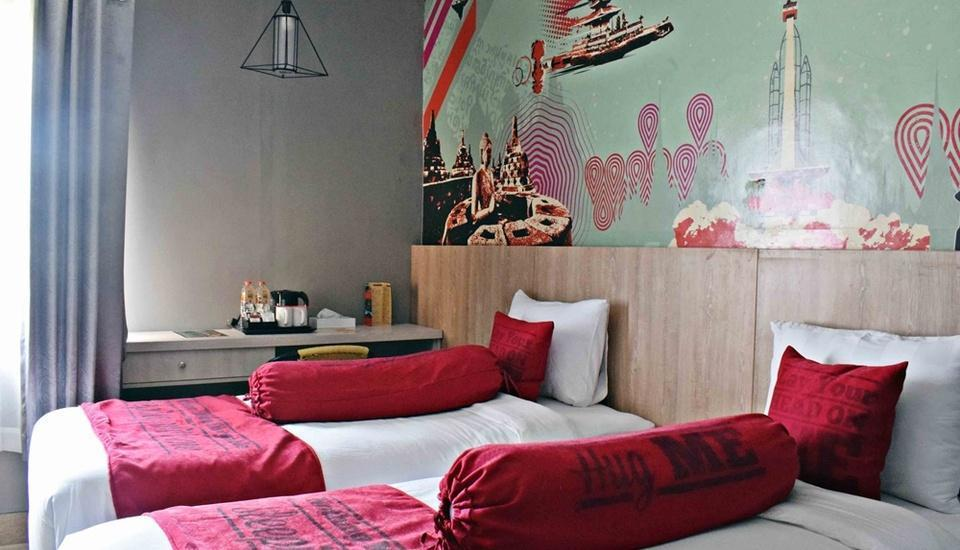 Meotel Purwokerto - Smart Room