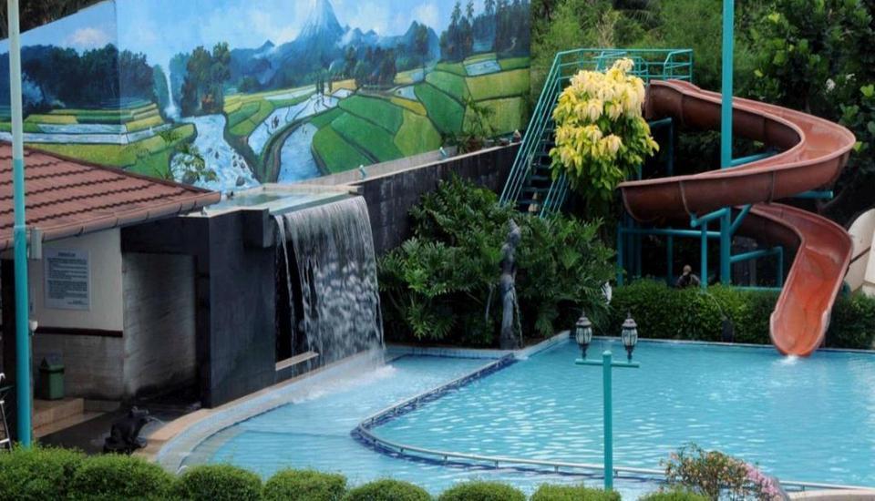 Grage Sangkan Hotel Spa Kuningan - Kolam Renang
