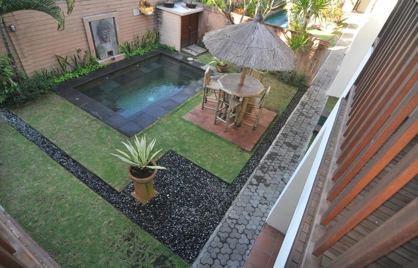 Sekuta Condo Suites Bali - Eksterior