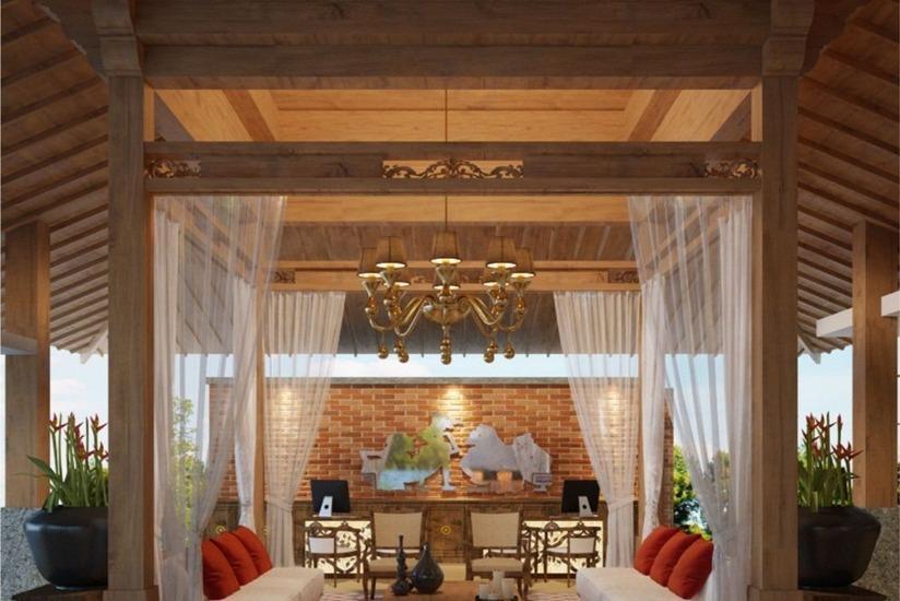 Burza Hotel  Yogyakarta - Lobi