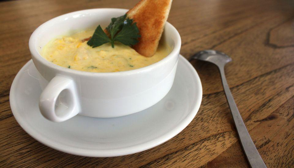 Burza Hotel  Yogyakarta - Sup jagung