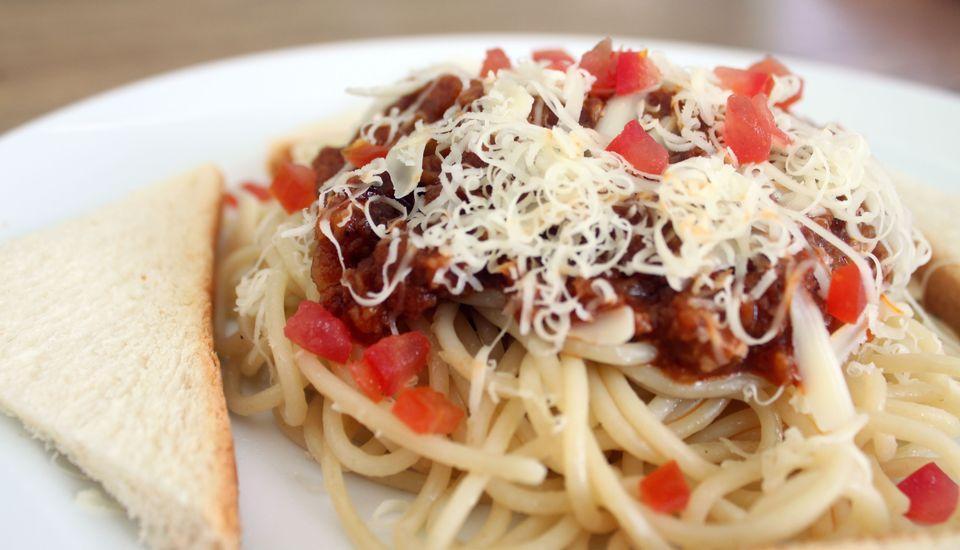Burza Hotel  Yogyakarta - spagheti
