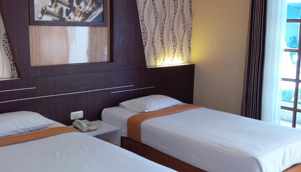 Kartika Abadi Hotel Madiun - Standart Twin Apps Regular Plan