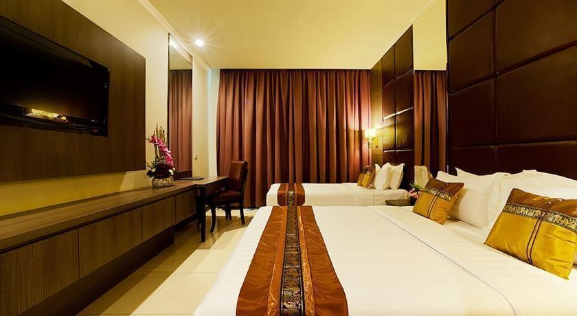 Grand Paragon Jakarta - Grand Twin Regular Plan
